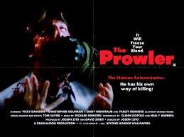 31 days of halloween day 4 the prowler