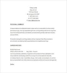 write resume samples free resume samples writing guides for all