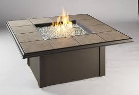 alderbrook faux wood fire table propane fire pit table alderbrook faux wood burning home depot