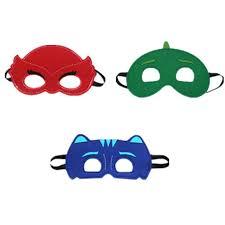 35 pj mask party pack hero masks super hero masks superhero