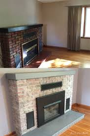 remove brick fireplace images reverse search