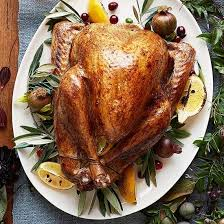 cook thanksgiving dinner in four hours parents