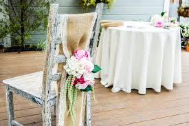 how to diy wedding chair swag home family hallmark channel