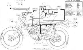 yamaha dt 100 enduro wiring diagram yamaha wiring diagrams for