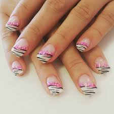 22 zebra nail art designs ideas design trends premium psd