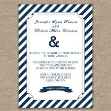 Nautical Wedding Programs Seal And Send Beach Wedding Invitations To Set The Tone For Your