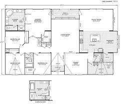 Skyline Manufactured Homes Floor Plans Best 25 Mobile Home Floor Plans Ideas On Pinterest Modular Home