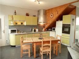 cuisine chalon sur saone la cuisine du gite côté jardin en saone et loire côté jardin
