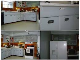 beautiful set of morton metal kitchen cabinets for sale in