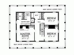 wrap around porch floor plans amazing house plans