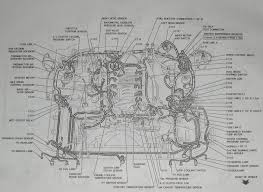 94 95 mustang 5 0 detailed mustang engine layout