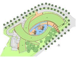 site plan design of design media designshare projects
