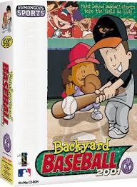 Backyard Basketball 2001 100 Backyard Baseball Gameboy Advance Play Backyard Sports