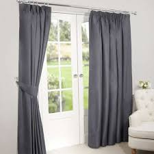 Pencil Pleat Curtains Blackout Pleated Curtains 100 Images Solar Chocolate Blackout