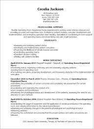 exle of nursing resume operating sle resume shalomhouse us