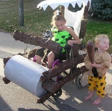 Infant Bam Bam Halloween Costume Family Builds Amazing Halloween Costumes 12 U0027s