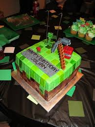 minecraft birthday cake ideas 100 best minecraft cakes images on cake central mine