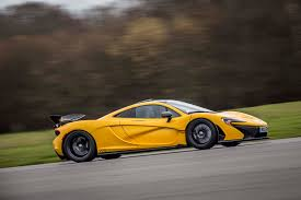 mclaren p1 side view mclaren p1 gtr will be a track only 986 hp hypercar motor trend wot