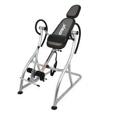 Inversion Table Review by Emer Premium Padded Stationary Gravity Inversion Table For Back Pain