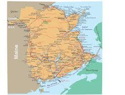 Canada Highway Map by About New Brunswick Motorcycle Tour Guide Nova Scotia U0026 Atlantic