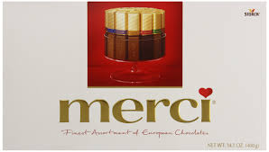 where to buy merci chocolates merci european chocolates assortment 8 8 ounce