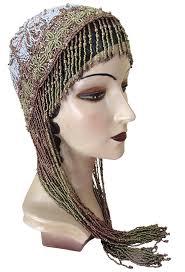 flapper headband 1920s style flapper headbands headdresses wigs