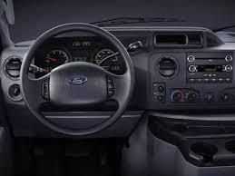 Ford Van Interior Photos And Videos 2014 Ford E350 Super Duty Passenger Van Minivan