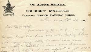 no job for a boy u0027 ww i through eyes of a canadian teen soldier
