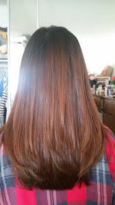 what are underneath layer in haircust new haircut layered hair medium length straight ends low
