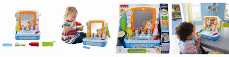 fisher price let s get ready sink fisher price laugh learn let s get ready sink by fisher price