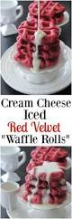 the 25 best red velvet waffles ideas on pinterest red velvet