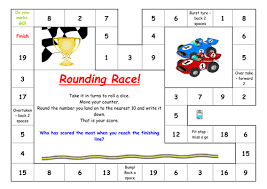 rounding race by kathrynmc77 teaching resources tes