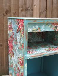 Decoupage Kitchen Cabinets Decoupage Cabinets Bar Cabinet