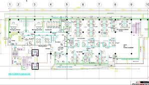 floor plan of the offices of an audit firm in dar es salaam