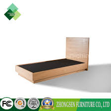 Single Bed Frame For Sale China 5 Hotel Furniture Wooden Single Bed Frame For Sale