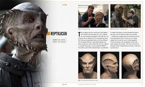 makeup artistry trek beyond the makeup artistry of joel harlow titan books