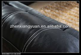 Leather Sofa Problems Electric Cheers Leather Sofa Recliner With Led Light View
