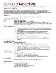 Medical Assistant Resume Samples No Experience by American Resume Examples American Format Resume 11 Student Resume