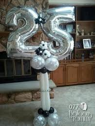 number balloons delivered 8th birthday arrangement balloon numbers birthdays