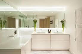 Large Bathroom Mirror With Lights Wall Mirrors Bathroom Large Rectangular Contemporary Cabinets