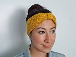 knitted headbands knit bowtie headband on etsy free pattern coming soon lil bit