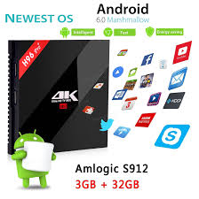 h96 pro plus amlogic s912 octa core 3gb ram 32gb rom tv box sale