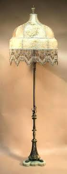 victorian l shades with beaded victorian floor ls cheertechdance com