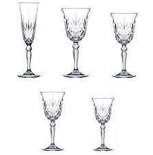 bicchieri a calice calice melodia 27 cl rcr conf 6 pezzi gmaserigrafia