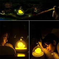 home led night lamp kids bedroom table lights birdcage touch home led night lamp kids bedroom table lights