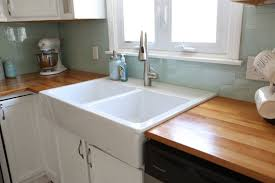 what is a farmhouse sink ikea domsjo farmhouse sink 1 year review weekend craft