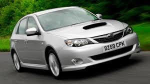 subaru impreza wrx initial d road test subaru impreza 2 0d rx 5dr 2009 2010 top gear