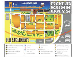 Amtrak Map Schedule by Event Map Sacramento Gold Rush Days U2013 Labor Day Weekend
