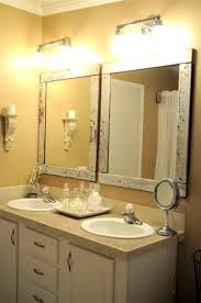 large bathroom mirrors ideas best 25 framed bathroom mirrors ideas on framing a