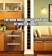 wine rack build under cabinet wine rack 43 insanely cool